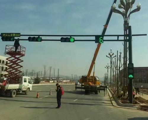 交通红绿灯厂家