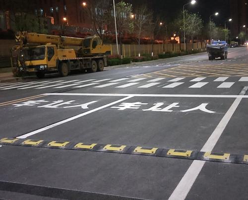 商洛道路标线施工