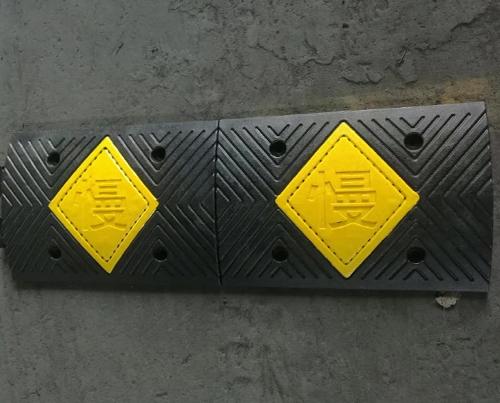 商洛橡胶减速带