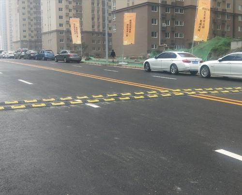 道路橡胶减速带